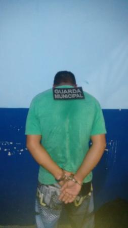Guarda Municipal detém suspeito de roubo no Centro de Estância