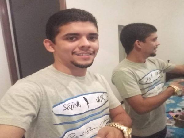 Marcos Vinicius Araújo Feitosa - Divulgação Rede Social