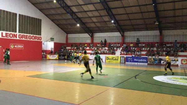 Futsal: confira resultados da primeira rodada do estadual