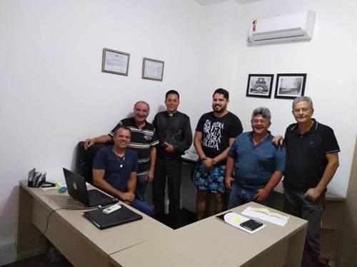 Padre Alberto Assunção confirma que será pré-candidato a prefeito de Estância