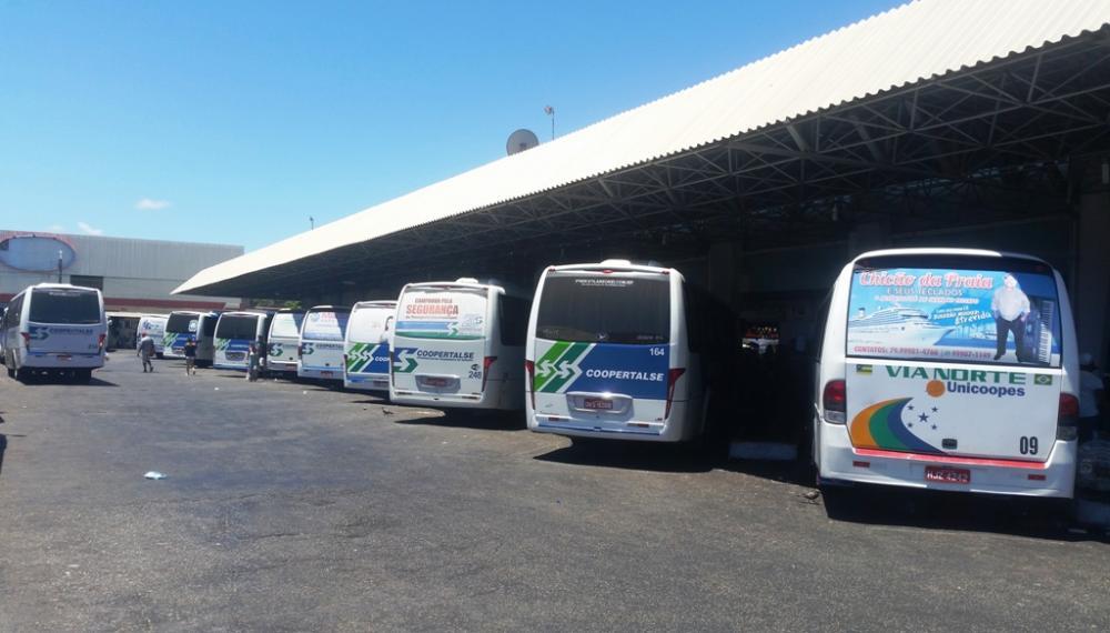 Frota reserva do transporte intermunicipal será disponibilizada a partir de sexta, 19