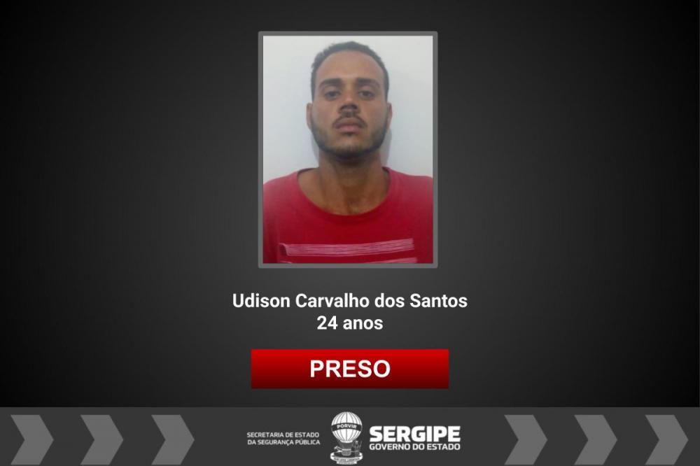 Polícia Civil prende em suspeito de tráfico de drogas no município de Estância