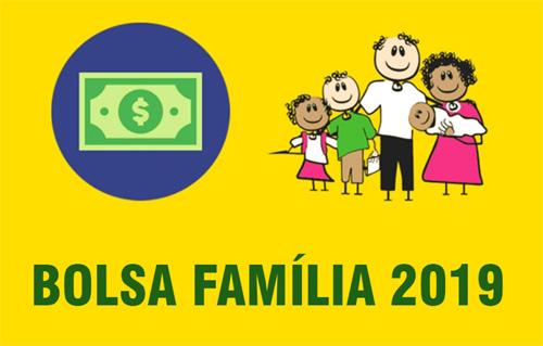 Confira o calendário de pagamento do Bolsa Família em 2019
