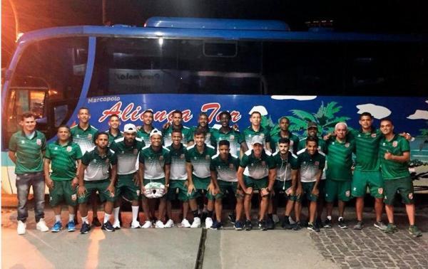 Sergipanos embarcam com destino à Copa São Paulo de Futebol Jr.