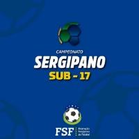 FSF divulga grupos e tabela do Campeonato Sergipano SUB-17
