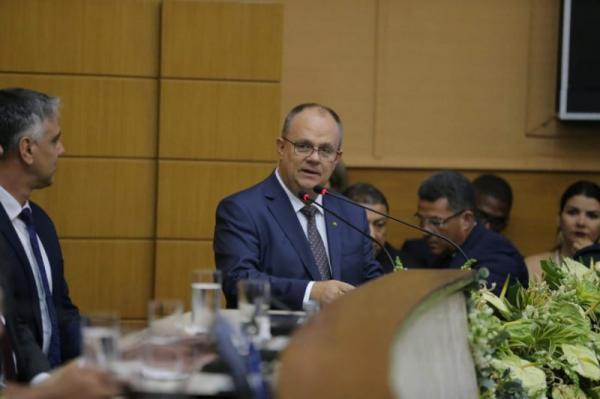 Belivaldo pede autorização à Alese para contrair empréstimo