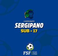 FSF divulga detalhes dos confrontos das semifinais do Campeonato Sergipano SUB-17