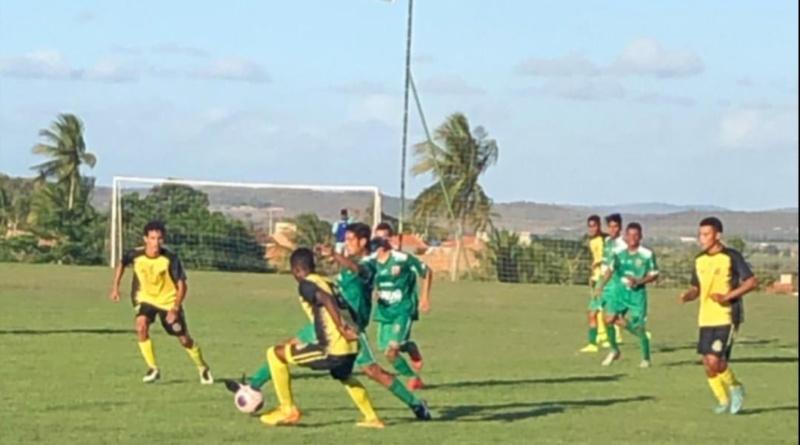 Confiança e Lagarto são os finalistas do Campeonato Sergipano SUB-17