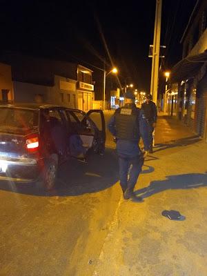 6° Batalhão realiza operação no bairro Cidade Nova