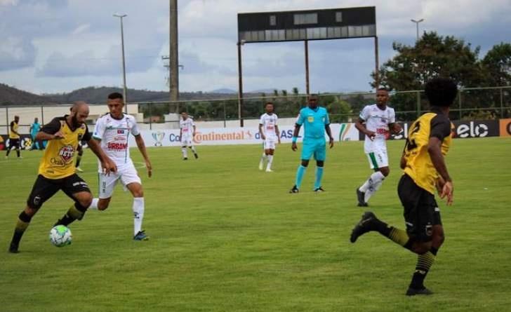 Lagarto vence Volta Redonda e se classifica para próxima fase da Copa do Brasil