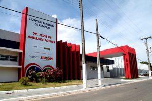 Hospital Regional de Estância garantiu assistência a mais de 63 mil pacientes em 2018