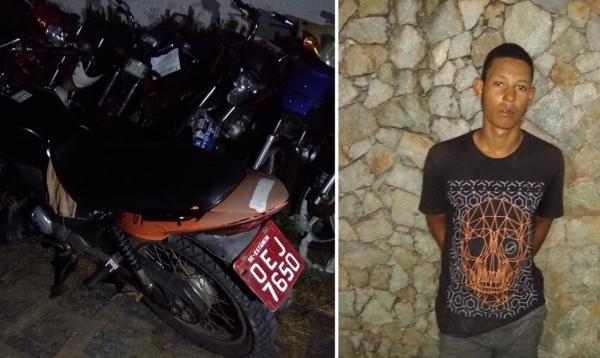 Após roubo, assaltante é perseguido e detido pela população em Estância, SE