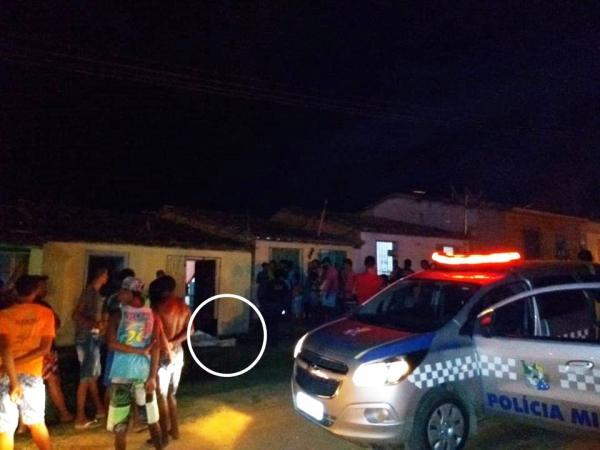 Homem é morto a tiros no Bairro Cidade Nova, em Estância