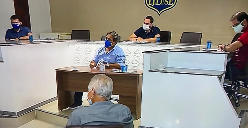 FSF e dirigentes se reúnem para avaliar retorno do Campeonato Sergipano da Série A1