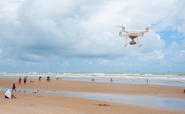 Praias de Sergipe continuam próprias para banho