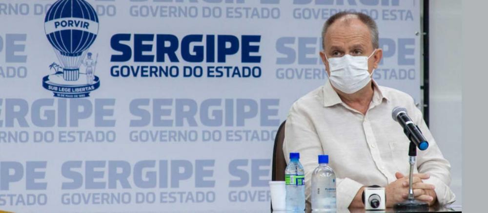 Diante do crescimento de infectados e ocupação de leitos de UTIs, Belivaldo prorroga medidas de enfrentamento ao novo coronavírus