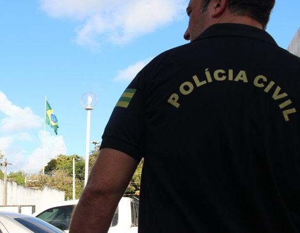Polícia Civil prende condenado por tráfico de drogas e associação para o tráfico em Estância
