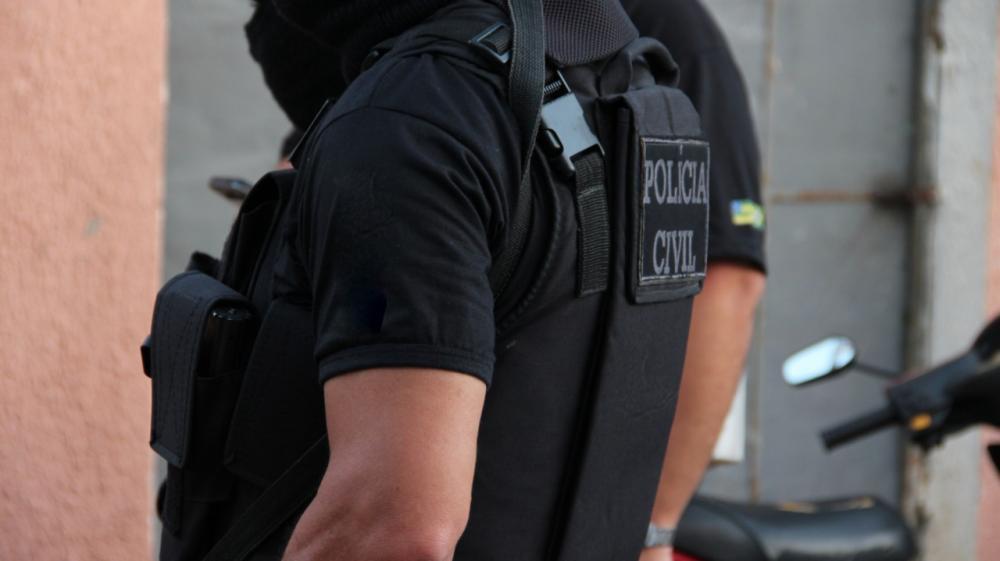 Polícia Civil de Estância cumpre mandado de prisão contra suspeito de assaltos