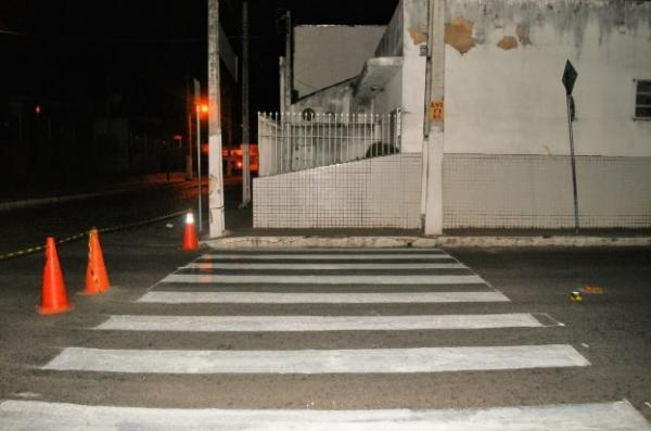 SMTT realiza serviços de sinalização nas vias urbanas de Estância
